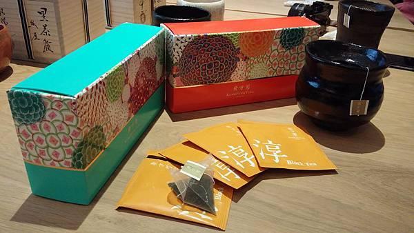日月潭紅茶 廣方圓茶包