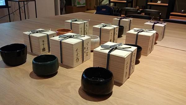 昭樂窯 樂燒茶碗