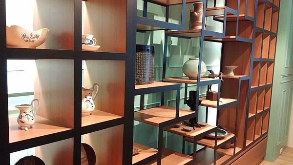 廣方圓茶具展示