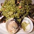 松子青醬蛤蜊燉飯2.JPG