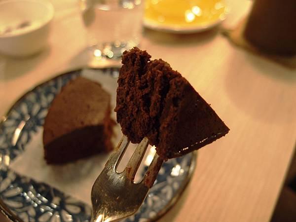 七分熟巧克力