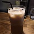 蘋果冰奶茶