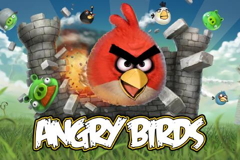 angry birds 憤怒鳥