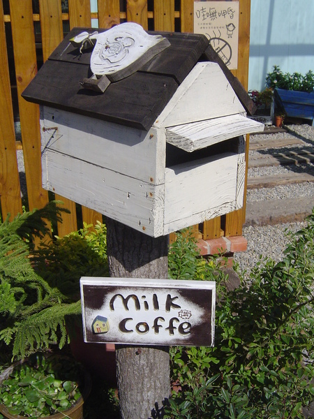 Milk Coffe