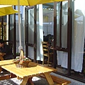Milk Coffe戶外咖啡座