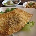 春水堂午餐-藍帶豬排