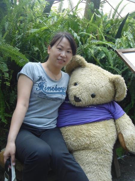 Teresa與大熊