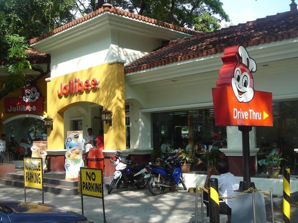 菲律賓連鎖速食店Jollibee.JPG