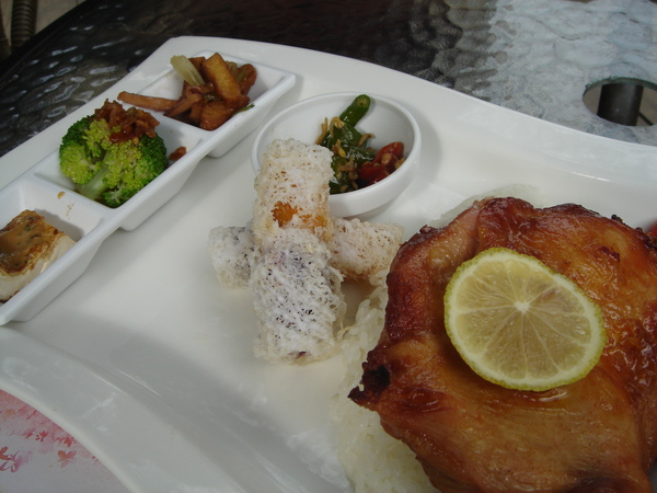 方舟溫馨米食套餐