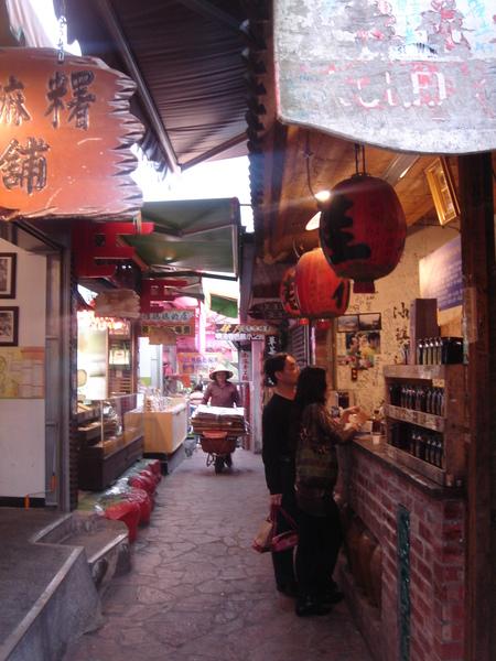 南庄桂花巷