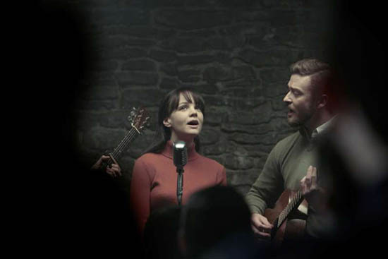 Carey Mulligan, Justin Timberlake