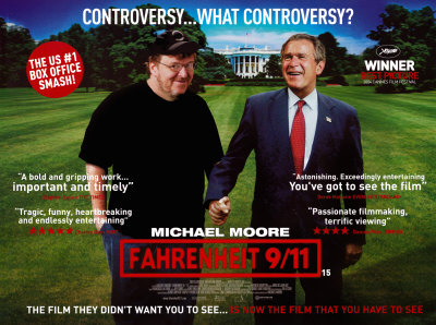 975308~Fahrenheit-9-11-Posters