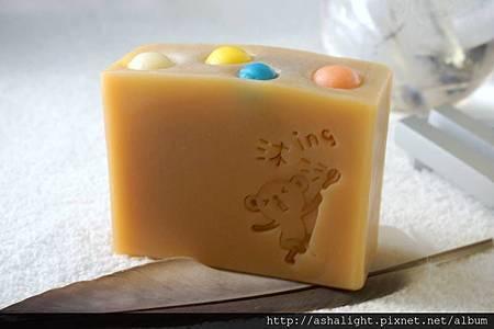 晶球馬賽皂