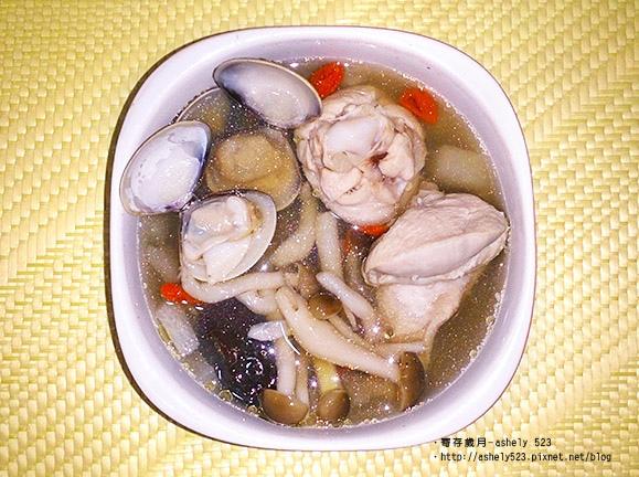 鮮菇蛤蠣雞湯6.jpg