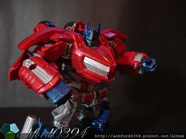 WFC Optimus Prime