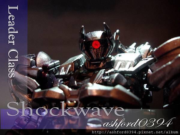 Leader Class Shockwave
