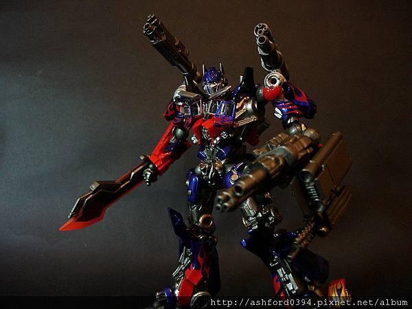 特攝山口式Optimus Prime