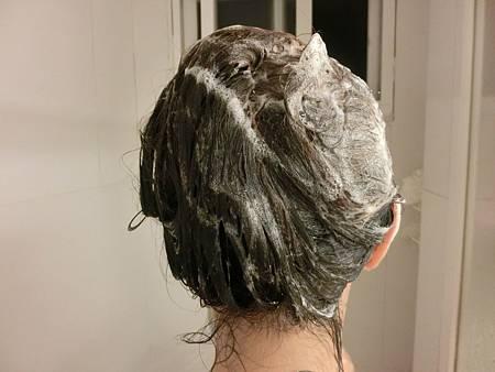 LUX洗髮中