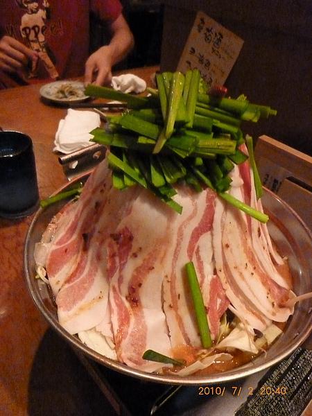 P1020619吉崎食堂-豬肉辣油鍋.JPG