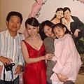 美蓉甜蜜的一家人