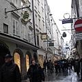 美麗的購物街-蓋特萊德街