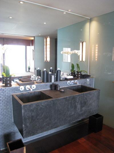 我愛它的洗手台!!