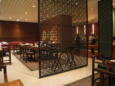 餐廳的另一角