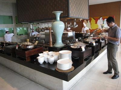 接下來是中式的熟食區