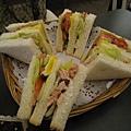 燻雞三明治(吧)