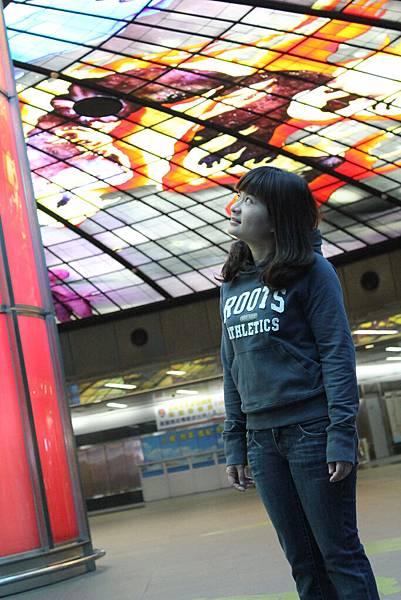 高雄美麗島捷運站