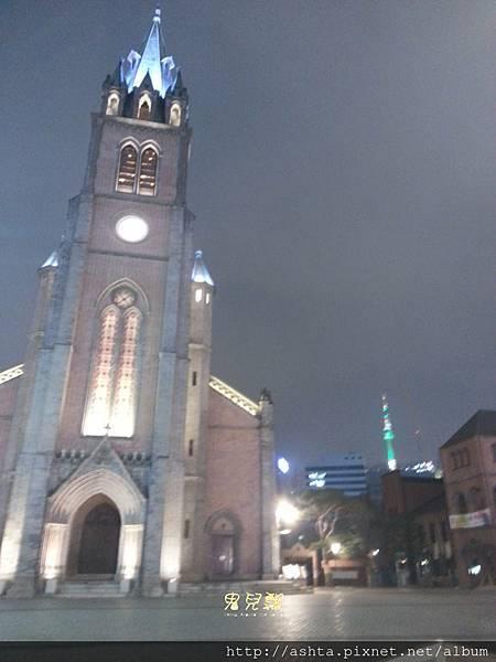 明洞聖堂2