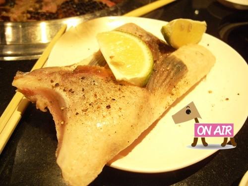鮮甜肥魚配檸檬