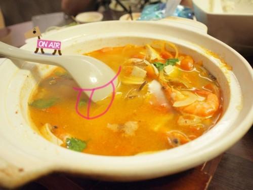泰式酸辣湯