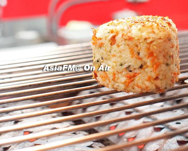 鮭魚飯團香酥飽足