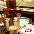 巧克力噴泉無限