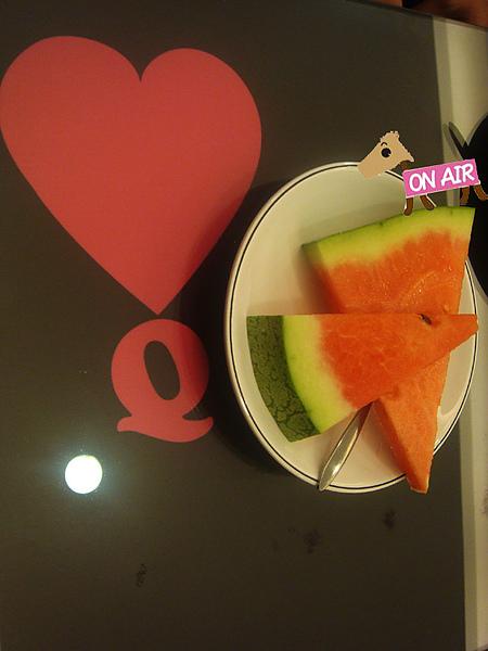 飯後水果+Q2