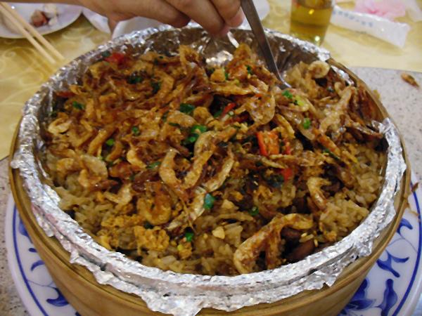 蝦米糯米飯
