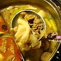 吸飽濃湯的鮮肉