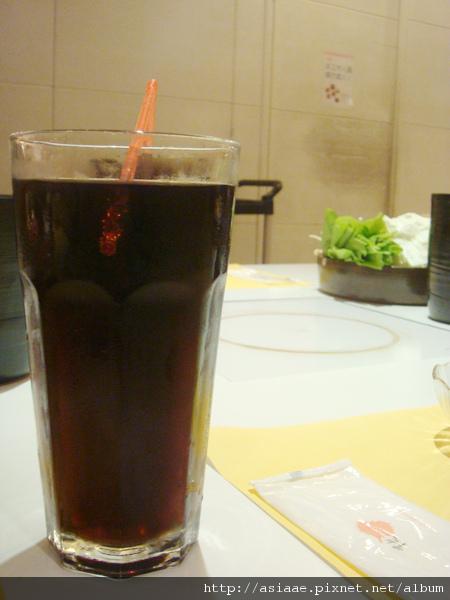 無限續杯的大可樂