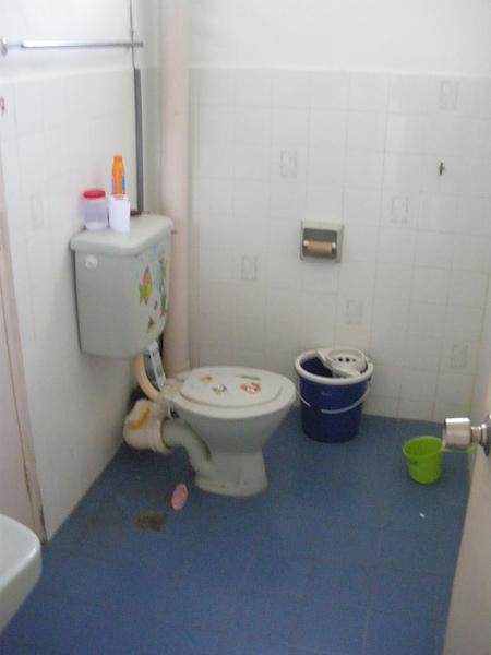 共用廁所~~
