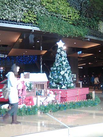 20121224聖誕樹-1