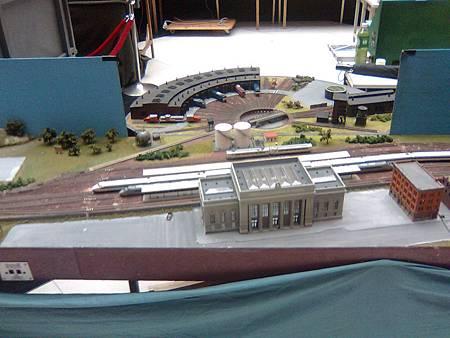台鐵扇形車廠