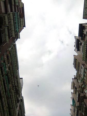 天空&airplane