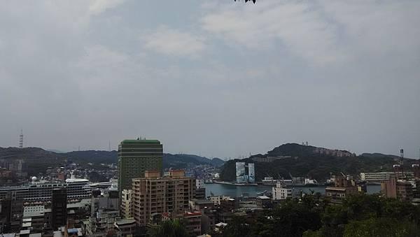 20140908基隆港與飛鳥-1
