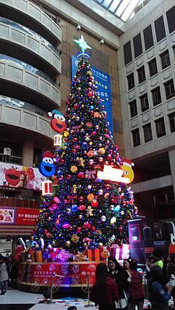 20141123聖誕樹-2