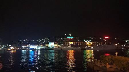 20150218基隆港夜景