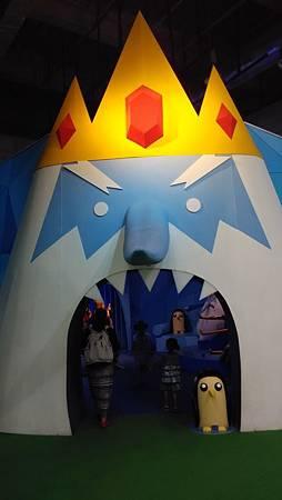冰霸王的家