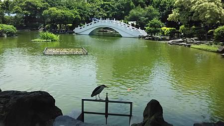 20150609湖上拱橋