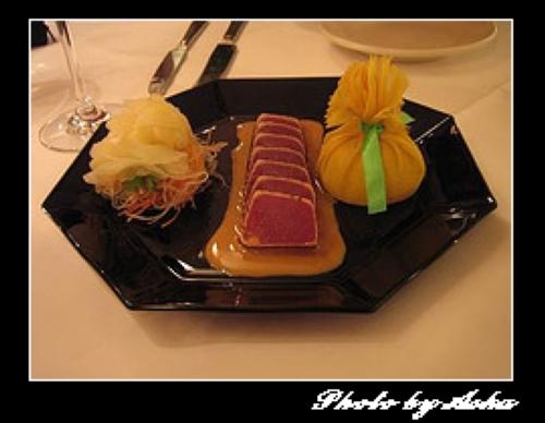 日式生煎鮭魚片