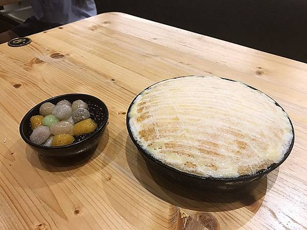 台南東區焦糖煉乳包心粉圓